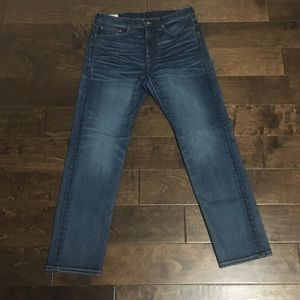 J. Crew Men's 770 Straight-fit stretch jean 31x30